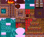 Fire Palace (Interior) & Grand Palace (Interior, Orb Area)