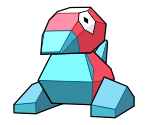 #137 Porygon (Sword & Shield)