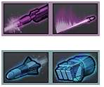 Weapon Type Icons
