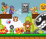 SMM2 SMB Enemies (SNES-Style)