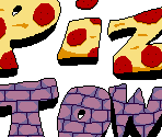 Pizza Tower Logos