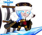 Captain Ice Cookie (Warden of the North)