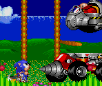 Emerald Hill Zone Act 2