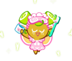 Fairy Cookie (Brushy Brushy Toothbrush)