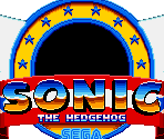Sonic 1 Title Screen Logo (Sonic Mania-Style)
