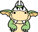 Baby Dragon / Grim Jr.