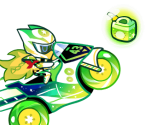 Kiwi Cookie (Maverick of the Circuit)