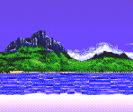 Island Zone (Background)
