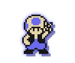 Toad (SMM2 SMB3-Style)