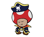 Captain T Ode (Paper Mario-Style)