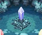Crystal Cave Puzzle