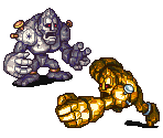 Golem, M. Golem and Dadelous