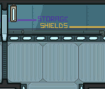 Storage, Shield, Communications Hallway (Skeld)