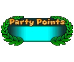 Party Points Earned