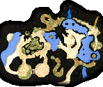 Tropical Wilds Map
