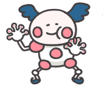 #122 Mr. Mime