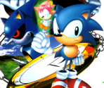 Sonic CD Manual (PC) (JPN)