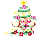 Macaron Cookie (Festive Year's End Parade)