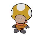 Rescue V Yellow (Paper Mario-Style)
