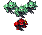 Mobile Suit Variations