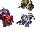 Char's Counterattack Units