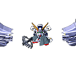 Crossbone Gundam - Skull Heart Units