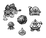 Monsters (Pokemon G/S/C-Style)