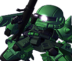 Zaku II High Mobility Type