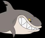 Scar the Shark