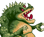 Kraid (Metroid: Zero Mission [Beta])