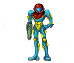 Samus Suits (Super Metroid-Style)