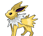 #135 Jolteon (Pixel Art)