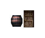 Barrel & Door