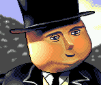 Sir Topham Hatt (The Fat Controller)