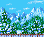 Ice Mountain Zone