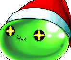 Christmas King Slime