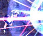 Sakuya Izayoi's Effects