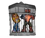 Caged Bandicoots