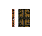 Door Texture & Outline Animation