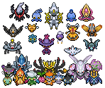 Pokémon (4th Generation, Overworld)