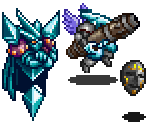Blue Spire Enemies