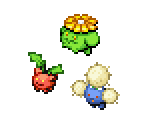 Hoppip, Skiploom & Jumpluff