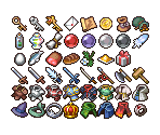 Item Icons (Small)