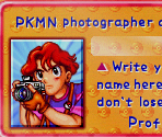Photographer Card