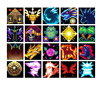 Summon Icons