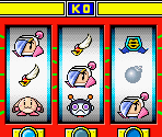 Slot Machine Battle Mini Game