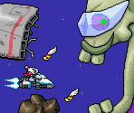 Space Adventure Mini Game