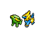 Electrike & Manectric