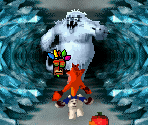 Snow Monster Chase