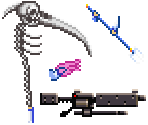 Weapon Set B